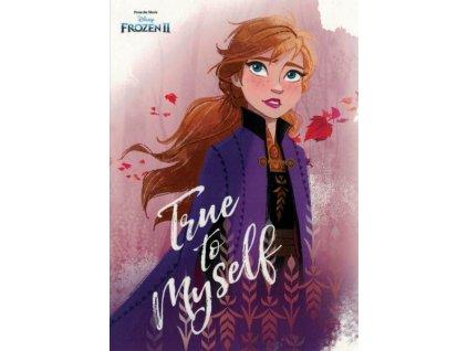 Pohlednice Frozen 9 - Anna