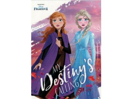 Pohlednice Frozen 11 - Anna a Elsa