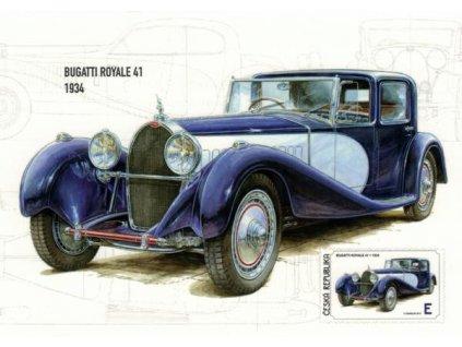 Pohlednice Bugatti Royale 41