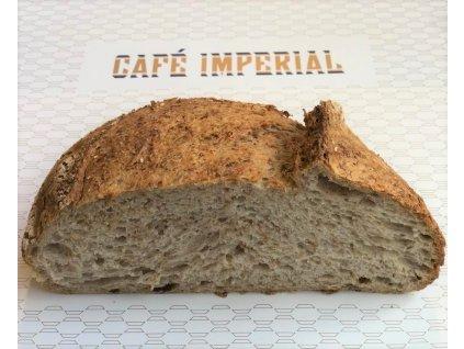 chléb půlka