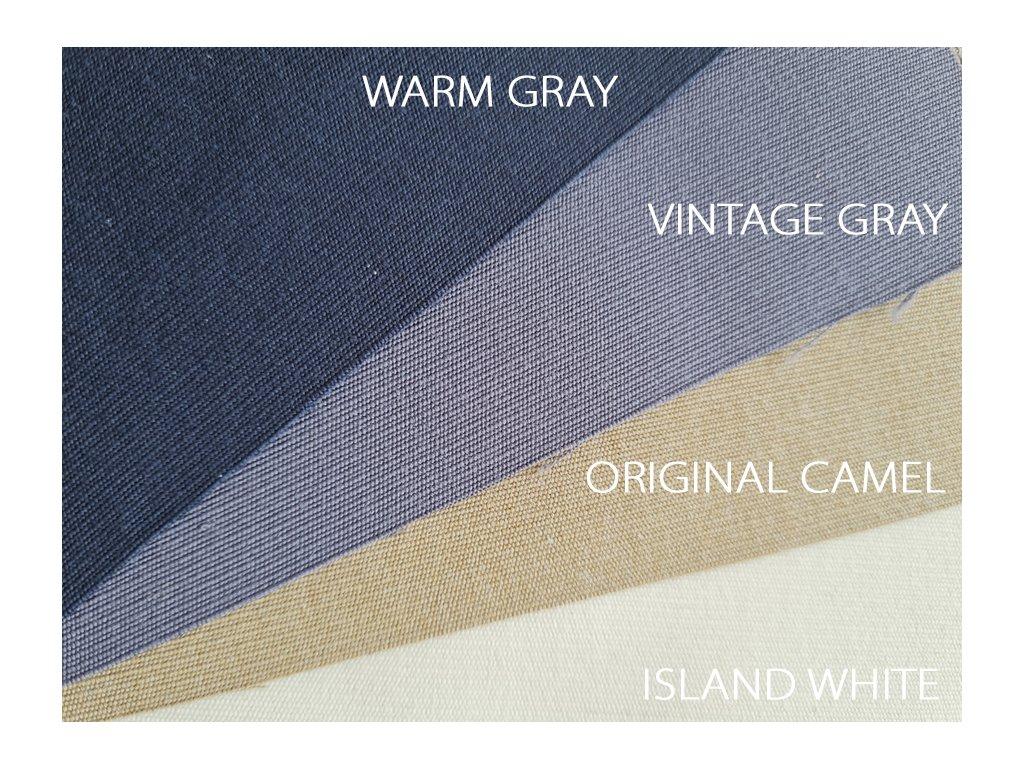 Nepromokavý Obdélník 4,0 x 5,0 m  (250g)