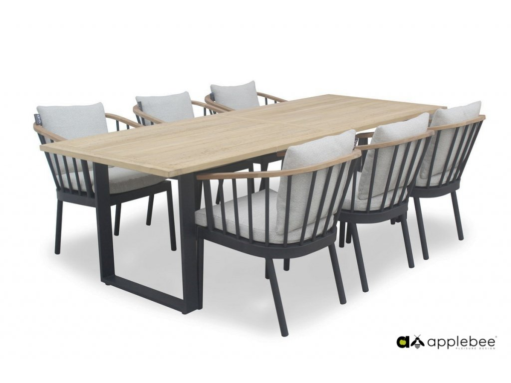 Apple Bee Condor Dining Set Free standing 01