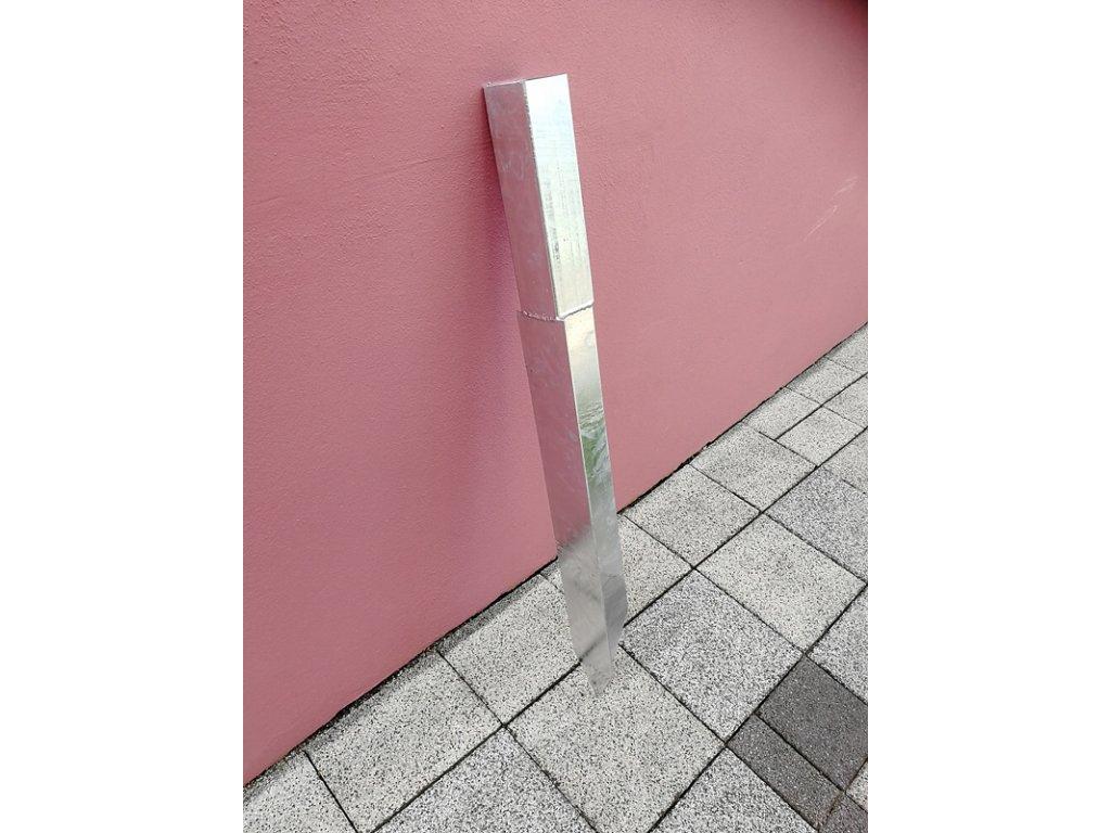 hrot pre hliníkovú tyč