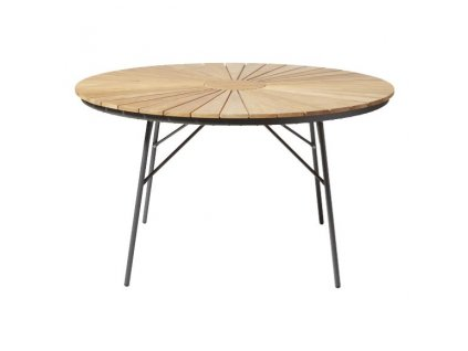 Ellen stôl skladací antracit