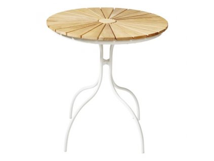 Ellen stôl 80cm biely