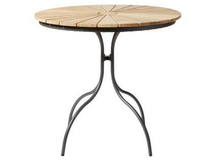Ellen stôl 80cm antracit