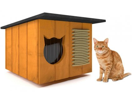 INSULATED CAT HOUSE V.1