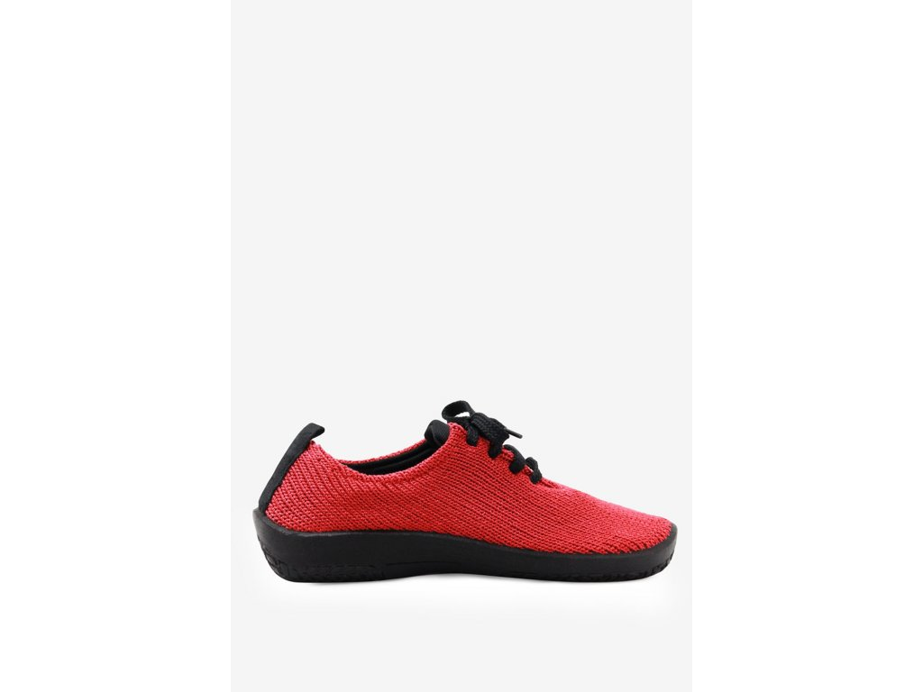 Arcopedico, 1151, úpletová dámská obuv, červená, zdravotní obuv