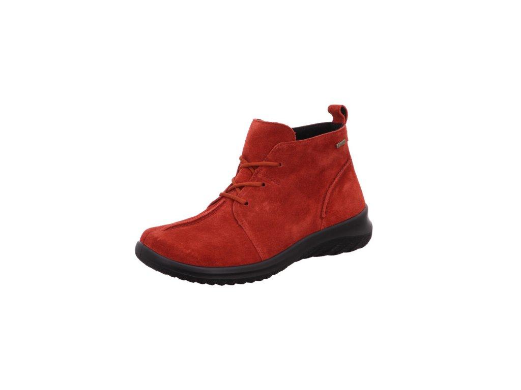 Legero 9569-51 dámské kotníkové boty GoreTEX orient