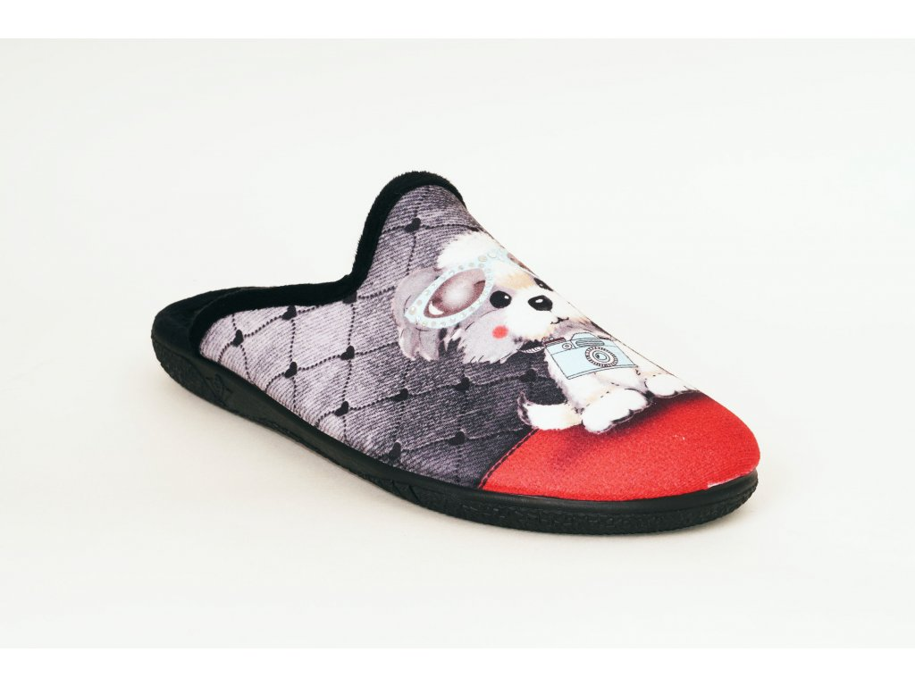Santé AB 23599 dámská domácí pantofle PES