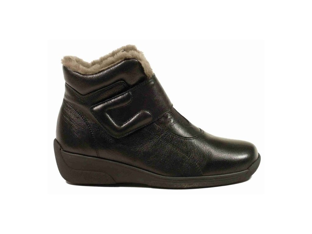 Dámská zimní kotníková obuv 1330 - Pohodlná Obuv ad18aa1db9