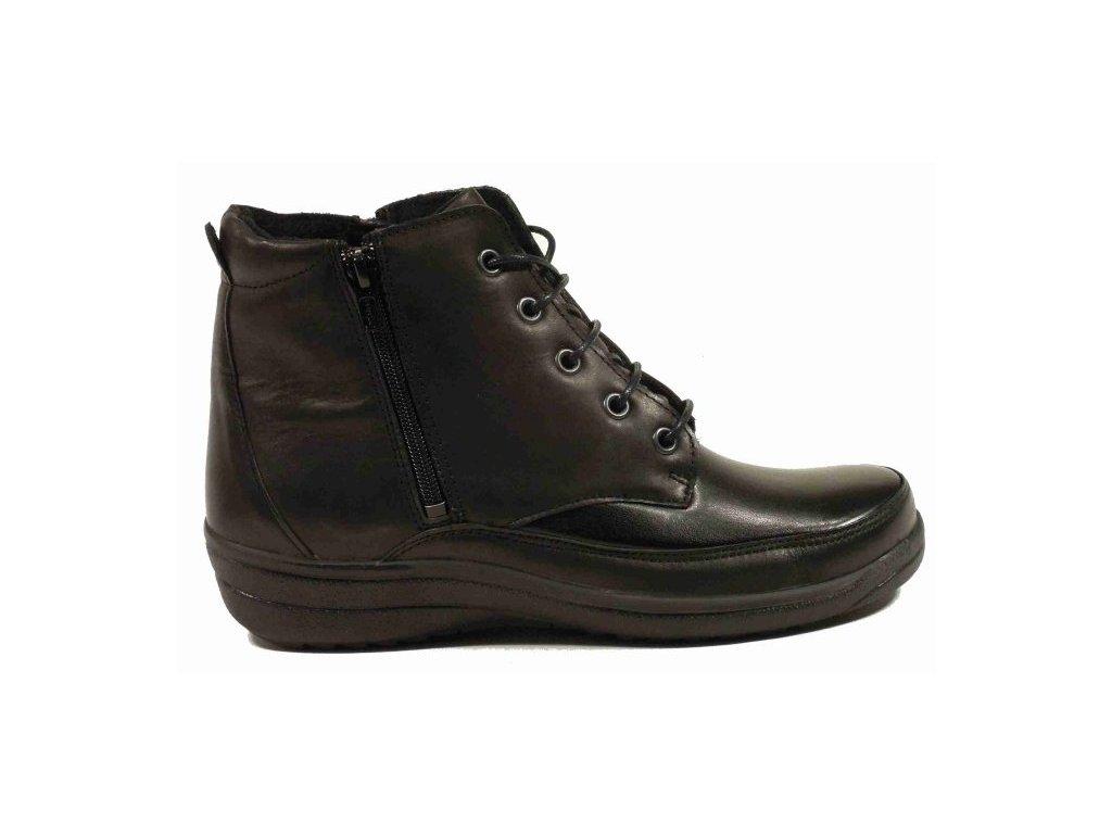 Tereza - zimní obuv 5197 šíře H