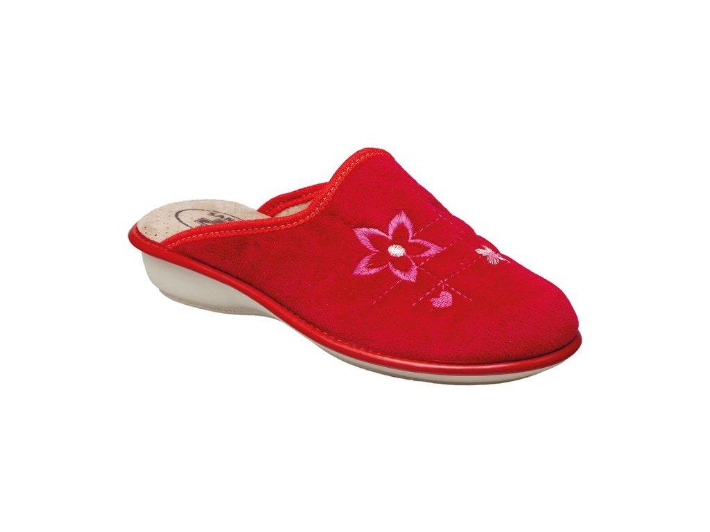673083be448 Santé LX 214 rosso domácí obuv - Pohodlná Obuv