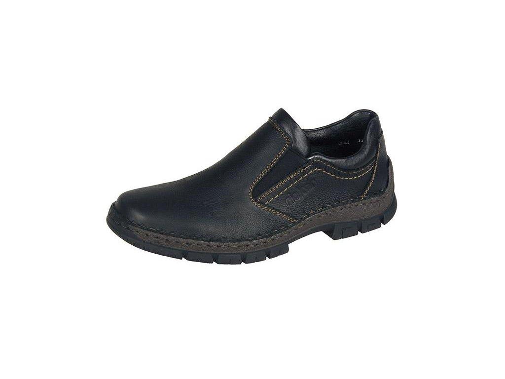 Rieker 12272-00 pánské boty, celorok