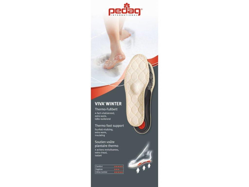 Pedag VIVA WINTER with packaging