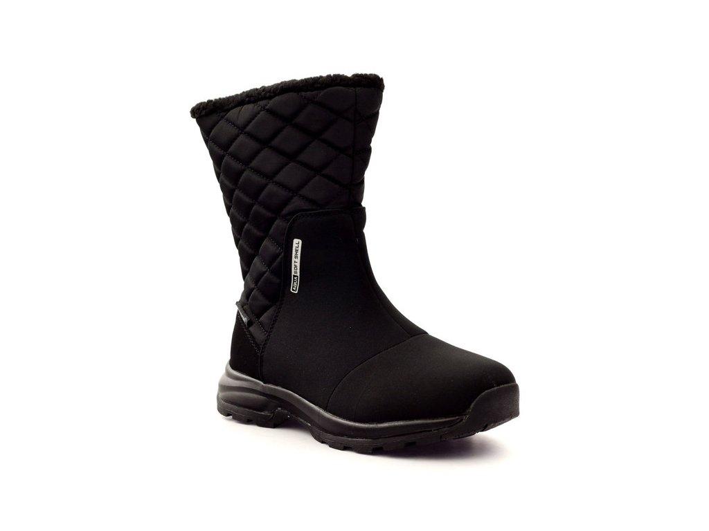 a1077e049d4 DK Softshell 17137 Grace dámské zimní boty - Pohodlná Obuv