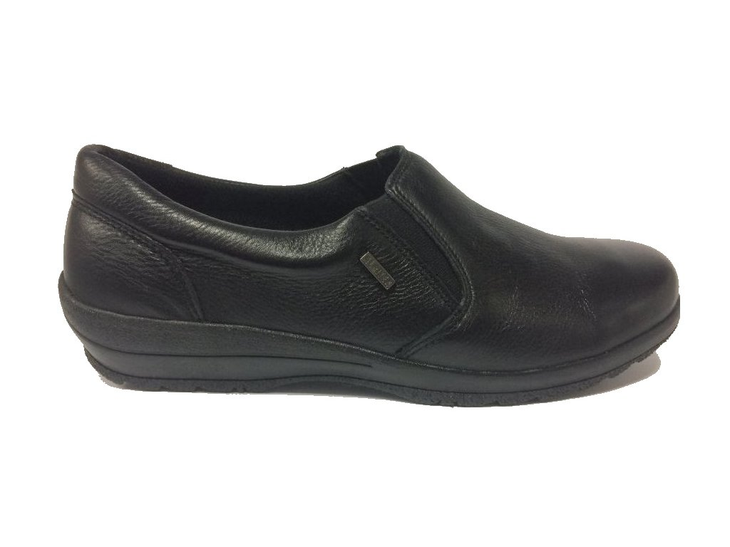 Apache Vita šíře K 8594-16, vycházková obuv, černá
