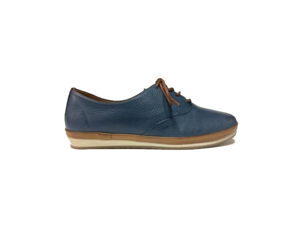 Deska 31000 6005 vycházková obuv  blue