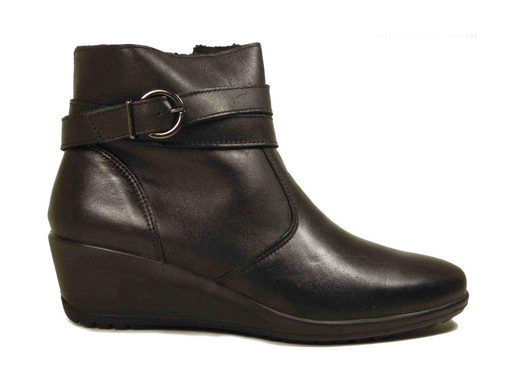 Santé IC/62130 kotníkové boty na klínu