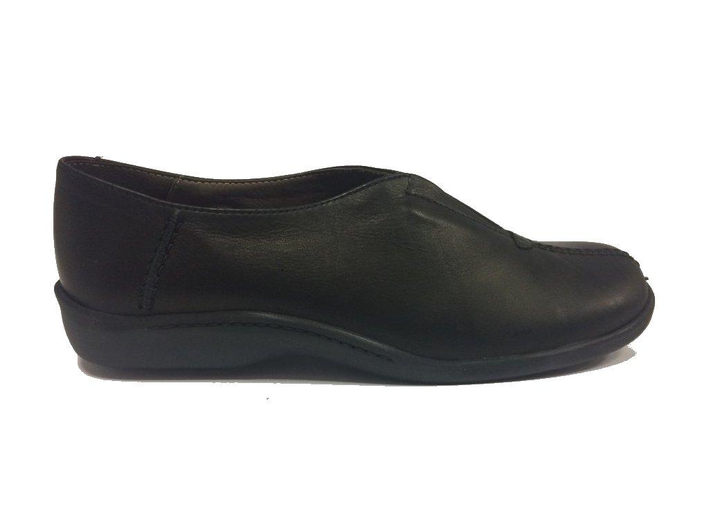 Flex and Go SH0212/02 černé boty