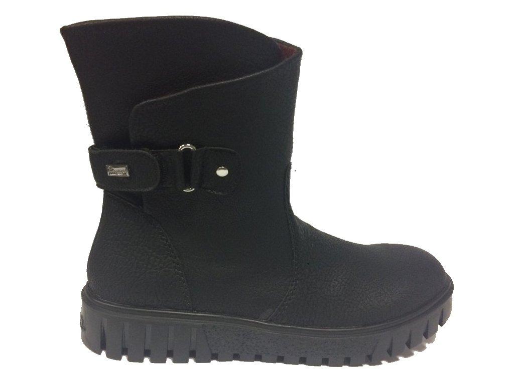 Rieker Y3478-00 vycházkové zimní boty