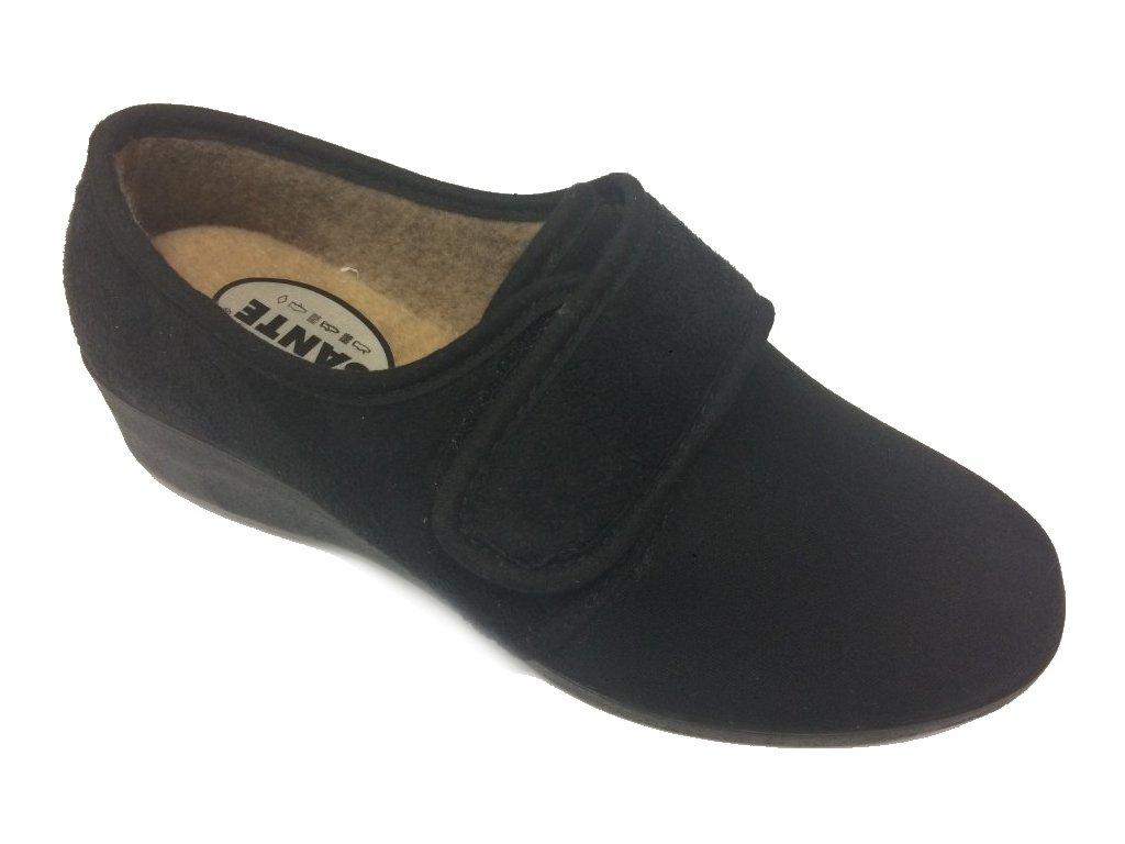 Santé LU/C20-575 negro dámské bačkory