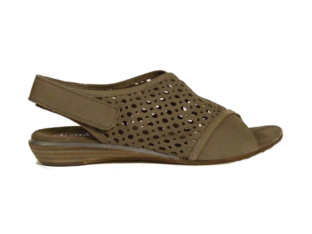 Semler Gloria G7028040005 kožené sandály