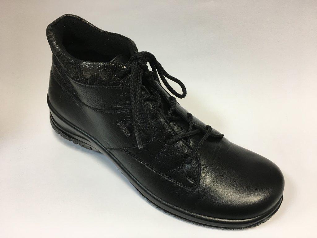 Santé AL/4267-1R kotníkové boty na tkaničku