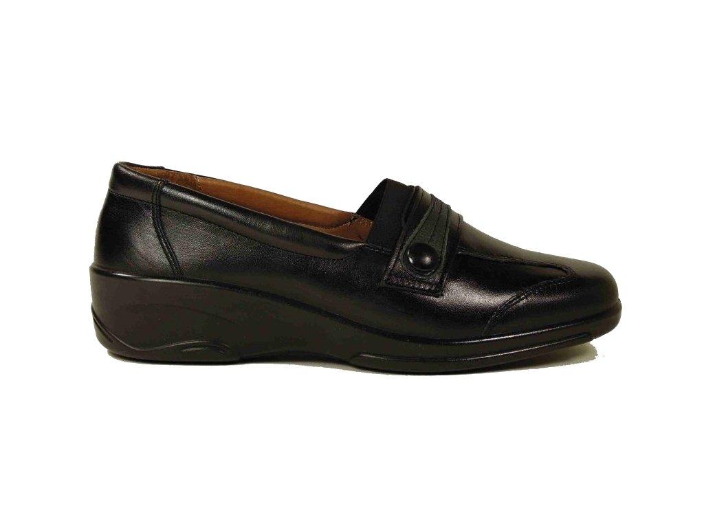 Santé AL/OR 481 dámské vycházkové boty šíře K
