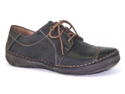 Josef Seibel Fergey 20 pohodlné titan boty na tkaničku 59692