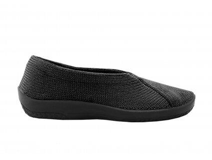 Arcopedico 1711 Mailu černé pletené boty dámské