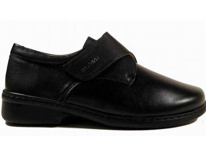PK-Rega 006-2210 vycházkové zdravotní boty vhodné na halux, šíře H