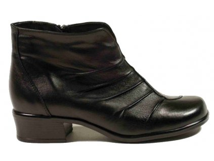 Tanex 1567/Aniela zimní kožená obuv