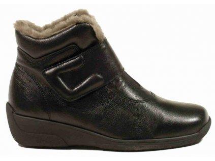 Lady Comfort dámská zimní kotníková obuv 1330