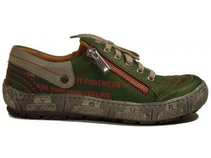 Krisbut 2099 kožená obuv