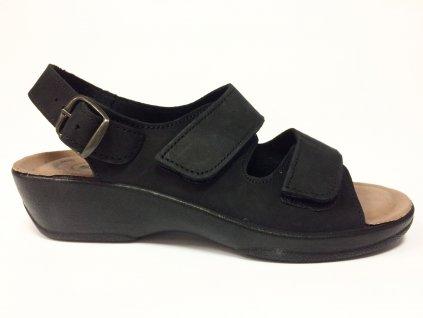 Santé PO/3155 nero sandál