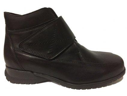 Lady Comfort 569.1552 zimní kotníkové boty dfdc73c321