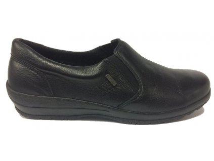 Apache AL šíře K 8594-16, vycházková obuv, černá