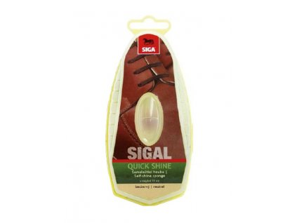 Sigal Samoleštící houba s náplní neutral