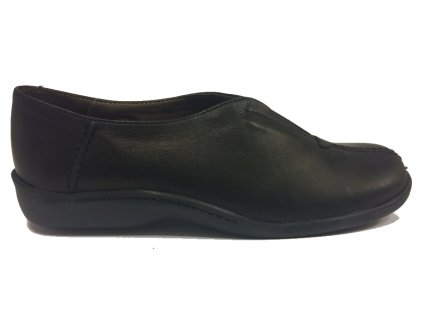 838e2cef9be Flex and Go SH0212 02 černé boty