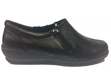 Alpina 8T04-1 VITA K černé zdravotní boty