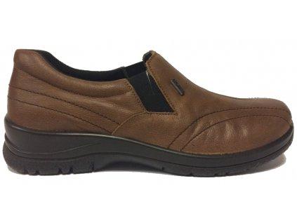 Apache 4257-3 Rony G hnědé vycházkové boty