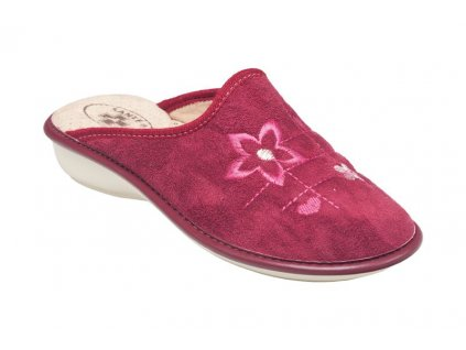536998ef8dc Santé LX 214 bordo domácí pantofle