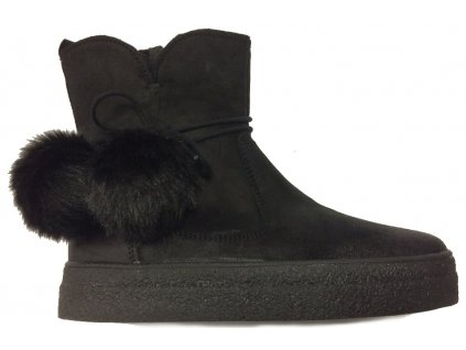 Weinbrenner 2500 kožené zimní boty