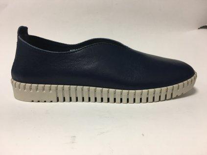 Rizzoli 2183895 modré dámské boty