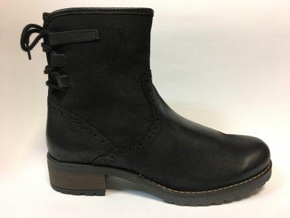 Klondike 727265-WH-020H28 černé zimní boty
