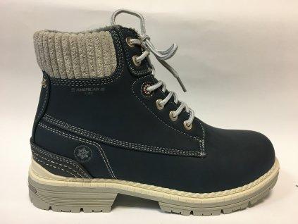 American Club dámské kotníkové boty