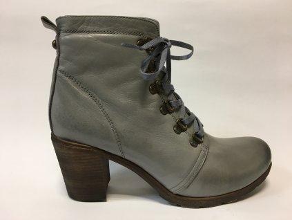Safe Step 19206 zateplené kotníčkové boty na podpatku