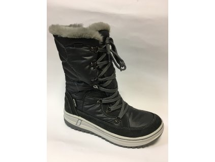 Santé OR/71548, dámská zimní obuv, šedá