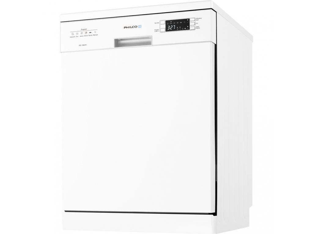 PHILCO PD 1562 W umývačka riadu 60 cm  + Bezplatný servis 36 mesiacov navyše